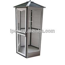 Wooden aviary cages for bird with run AV001
