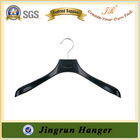 Non-slip Metal Hook Plastic Hotel Clothes Hanger for Lady