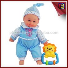 12 silicone polegadas bebê reborn bonecas com ic dic168323