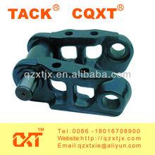 excavator track link assembly
