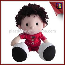 Juguete del bebé del paño de la muñeca de trapo de algodón relleno muñecas DZD175623