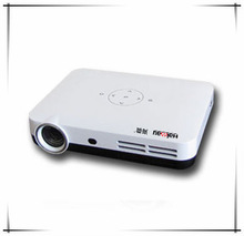 metal phone mini android projector