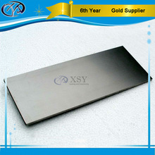 Precision top quality tungsten plate with best price for sale made in China