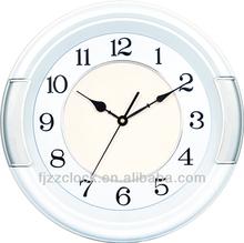 "Big Plasitc Quartz Wall Clock (diameter 16"")"