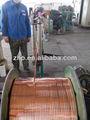 sucata de fio de cobre isolado