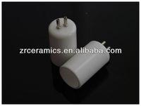 High Insulation UV lamp Ceramic Caps