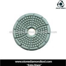 High Quality 4'' Polishing Pads for Concrete Limestone/Diamond tools