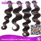 5A Body Wave Indian 100% Virgin Long Hair China Sex
