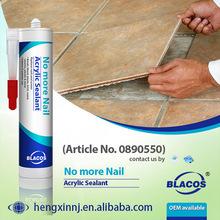Alta qualidade de substituição de prego e parafuso acrílico adesivo de construção prego