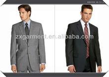 latest suit design men with tie