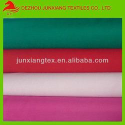 cotton spandex fabric 40X40+40D 133x72 for Vietnam garment factory