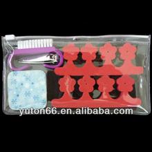 Fashional pedicure set professionally wholesale manicure set manufacture