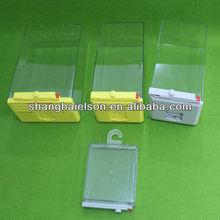 PC & ABS transparent plastic box,EAS anti-theft box,Battery safer box
