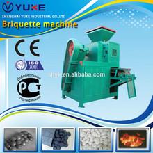 White coal briquetting machine