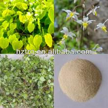 Icariin 98% epimedium P.E./horny goat weed extract /plant P.E.