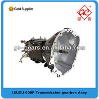 GC NHR600P Automotive Transmission box 4HK1/4JH1 Diesel