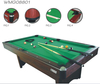 High Quality Slate Pool Table Air Hockey ,Economic 7FT MDF Pool Table/Billiard Table