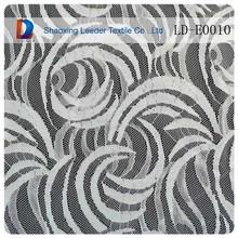 modello bianco pizzo in pizzo tessuto di nylon di alta qualità ingrosso tessuti on line