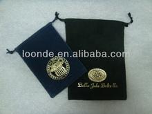 HOT SALE! Germany quality mini velvet drawstring bags