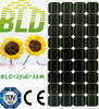High efficiency solar module from BLD solar company