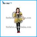 Adorável Halloween abelhas crianças trajes