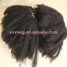 cheap remy brazilian kinky curly hair meche