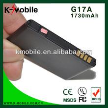 BG86100 MOBILE PHOINE Battery for HTC A9191 Inspire Desire G17A INSPIRE 4G /T8788/Desire HD G10 /A9191 /A9192