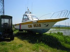 Second hand Fishing Boat UF27 made by Yamaha