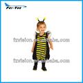 cute abelha carnaval das crianças vestuário