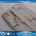HS- ZT818 indoor decoration cheap fiberglass stone wall panel