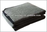 wool military blanket jacquard woven blankets cheap hospital wool blankets