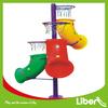 Hotsale Cheap Mini Children Portable Plastic Basketball Stand, Kid Multi Hoops Ball Game for Sale LE.LQ.005