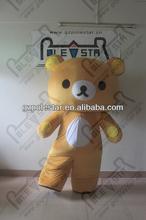 character polyfoam head relax kuma mascot costume NO.4451