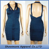 Style Number W363 high end strap women frocks designs in-stock dress