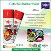 Captain Multi-Purpose Plastic Rubber Coating Spray Paint 450ml (RoHS REACH SGS)