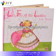 OEM factory print kids cartoon flip book