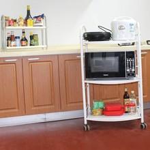 Portable kitchen pantry storage rack