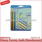 Disney factory audit manufacturer's school pencil case stationery set 49140