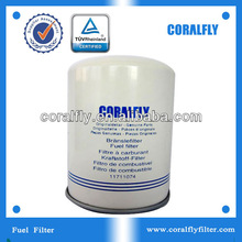Auto parts compatible oil filters in lubrication system