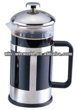 Pyrex Handblown Glass Portable Hot High Quality Gift Chinese Tea Maker