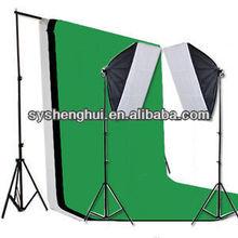 Studio Photography Lighting Kit Background Support photo light box kit