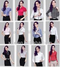 office uniform shirt for women