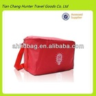 hot-selling red wine insulated cooler bag, lunch bag