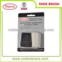 shoes liquid polish sponge applicator