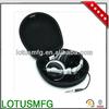 Latest Earphone Case,EVA Headphone Carrying Case With Customized LOGO