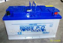 DIN Standard DIN88 Dry charged Car battery 12V 88Ah