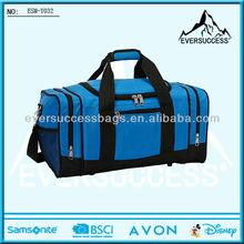 Oversized garment heavy duty duffle bag