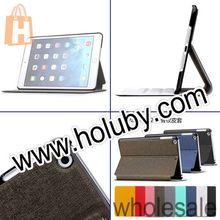 Oracle Grain Pattern Smart Folding Stand Flip Leather Case for iPad Mini 2 Retina