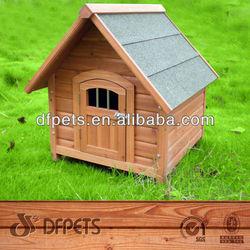 Wooden Dog Kennel Wholesale Dog House Models DFD3006