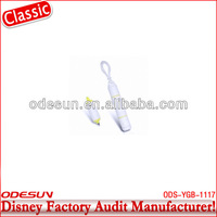 Disney factory audit manufacturer's 4 color ball pen with highlighter 143583